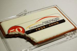 チョコレート名刺