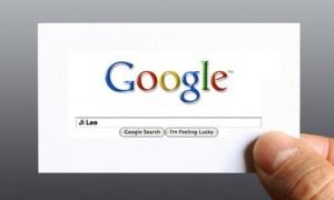 グーグル名刺