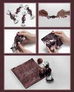 チョコ名刺