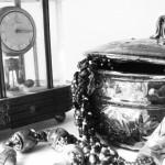 時計と宝石