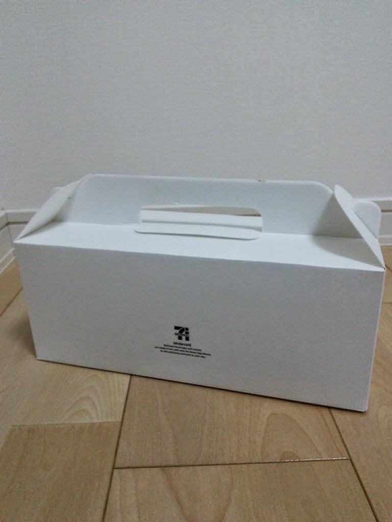 こんなシンプルな箱