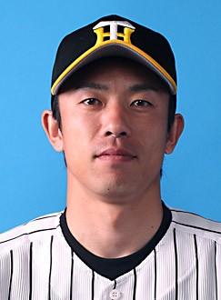阪神赤星選手