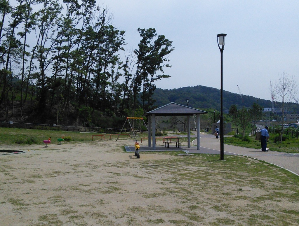 公園の様子2