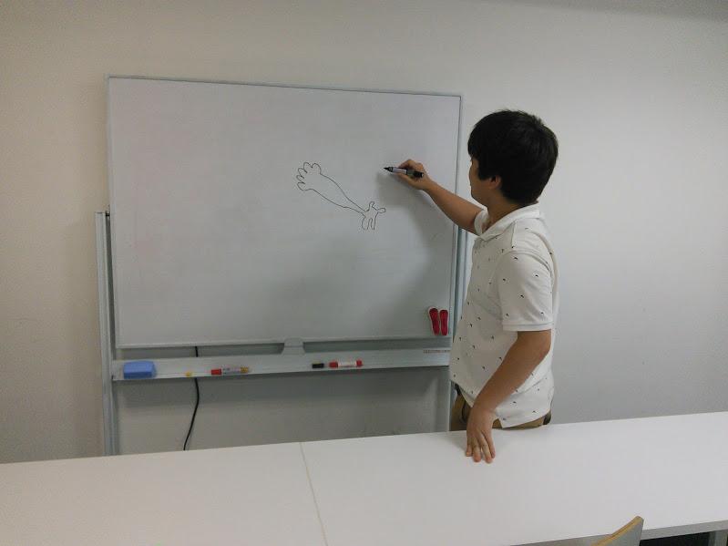 太郎の絵1