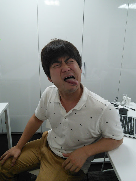 太郎変顔1