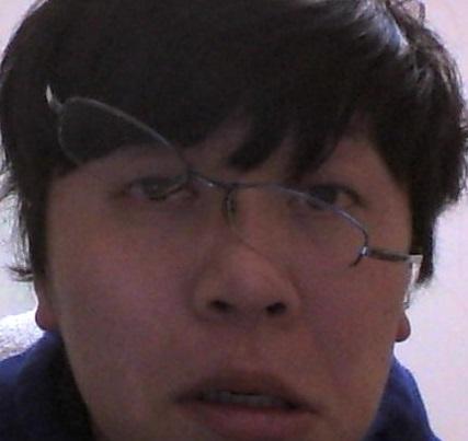え!?とメガネがずれた人