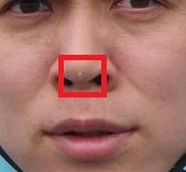 JUNICHI鼻