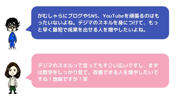 デジタルマーケッター育成講座