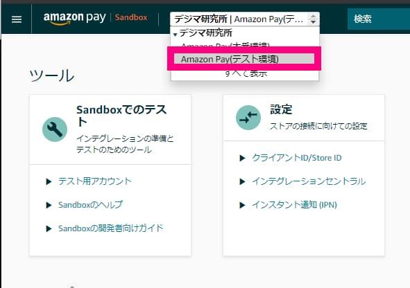 Amazon Pay4